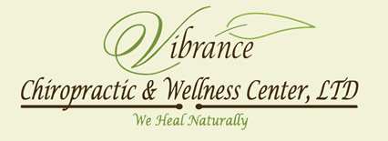 vibrance chiropractic lake in the hills logo